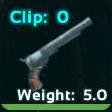 Simple Pistol Symbol