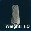 Stone Irrigation Pipe - Vertical Symbol