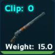 Longneck Rifle Symbol