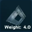 Metal Hatchframe Symbol