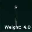Lamppost Symbol