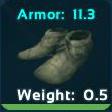 Cloth Boots Symbol
