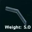 Metal Irrigation Pipe - Tap(Intake) Symbol