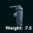 Metal Irrigation Pipe - Tap Symbol