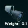 Flashlight Attachment Symbol