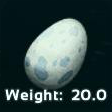 Brontosaurus Egg Symbol