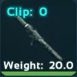 Rocket Launcher Symbol