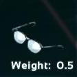 Nerdry Glasses Skin Symbol