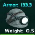 Heavy Miner's Helmet Symbol