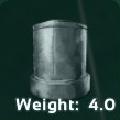 Metal Water Tank Symbol
