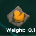 Tangerine Coloring Symbol