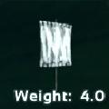 Single Panel Flag Symbol