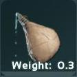 WaterSkin Empty Symbol