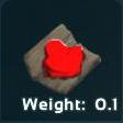 Red Coloring Symbol