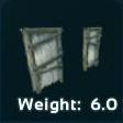 Thatch Doorframe Symbol