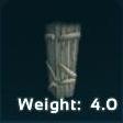 Wooden Pillar Symbol