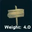 Wooden Sign Symbol