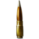 Advanced Sniper Bullet Symbol