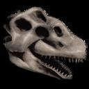 Bronto Bone Costume Symbol