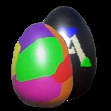 Bunny Egg Symbol