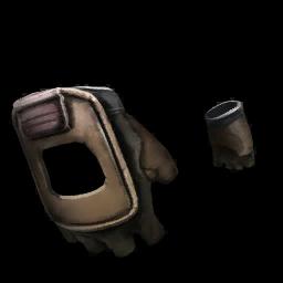 Desert Cloth Gloves Symbol