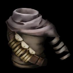 Desert Cloth Shirt Symbol