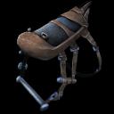 Dunkleosteus Saddle Symbol