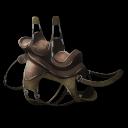 Gallimimus Saddle Symbol