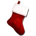 Holiday Stocking Symbol