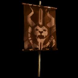 Manticore Flag Symbol