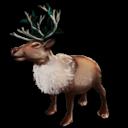 Megaloceros Reindeer Costume Symbol