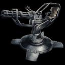 Minigun Turret Symbol
