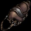 Parasaur Saddle Symbol
