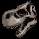 Rex Bone Costume Symbol
