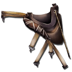 Rock Golem Saddle Symbol