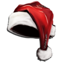 Santa Hat Skin Symbol
