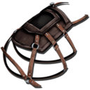 Sarco Saddle Symbol