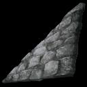 Sloped Stone Wall Left Symbol