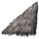 Sloped Thatch Wall Left Symbol