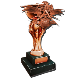 SotF: The Last Stand Trophy: 3rd Place Symbol