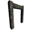 Stone Dinosaur Gateway Symbol