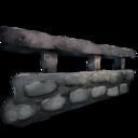 Stone Railing Symbol