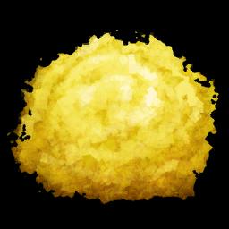 Sulfur Symbol