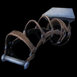 Titanosaur Platform Saddle Symbol