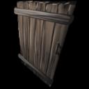 Wooden Door Symbol