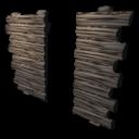 Wooden Doorframe Symbol