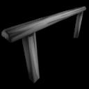 Wooden Fence Symbol