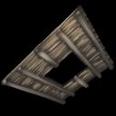 Wooden HatchFrame Symbol