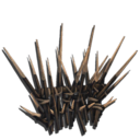Wooden Spike Wall Symbol